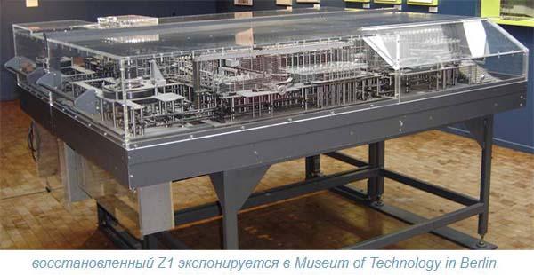Ретроспектива технологических стартапов. Z3 — первый релейный компьютер - 19