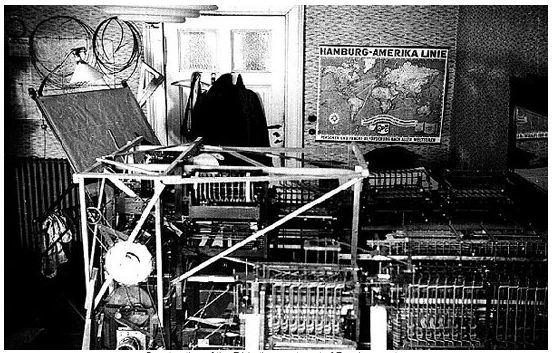Ретроспектива технологических стартапов. Z3 — первый релейный компьютер - 8