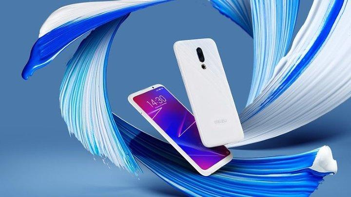 В России открылся предзаказ на смартфон Meizu 16: платформа Snapdragon 710 и подэкранный дактилоскопический датчик