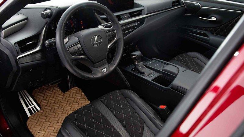 Lexus сделал автомобиль для любителей вина