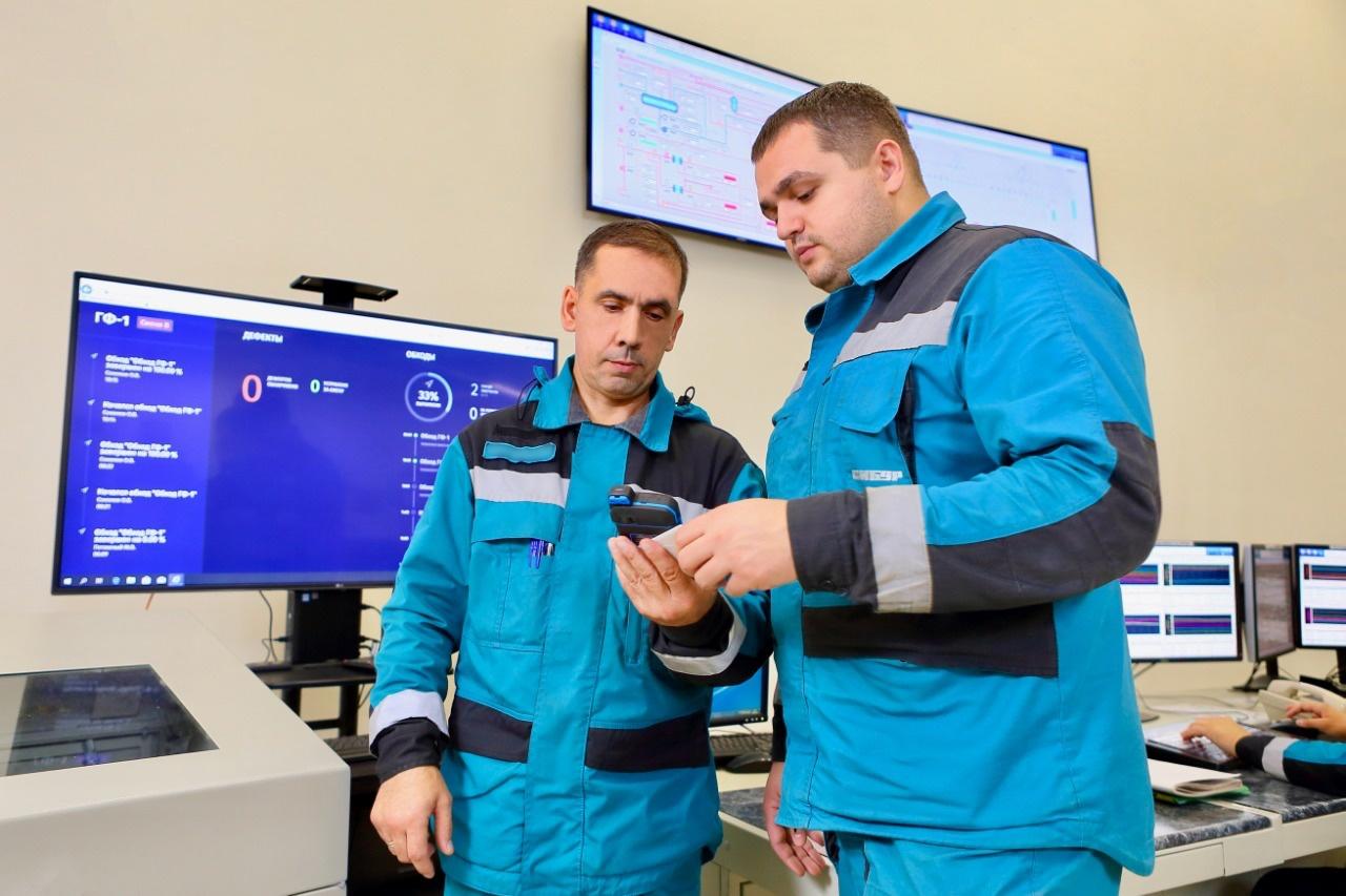 Как мы сделали систему для мобильных обходов в СИБУР - 1