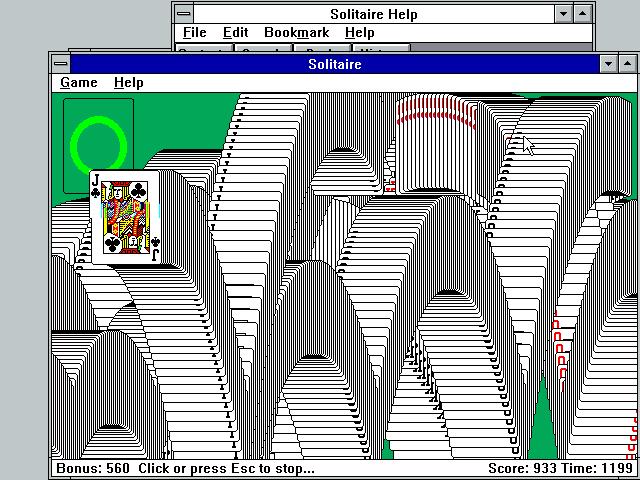 Как студент-интерн создал самую популярную в мире видеоигру, или история игр Windows - 4