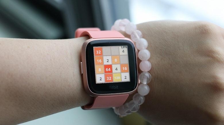 Умные часы Versa позволили Fitbit существенно улучшить финансовое положение