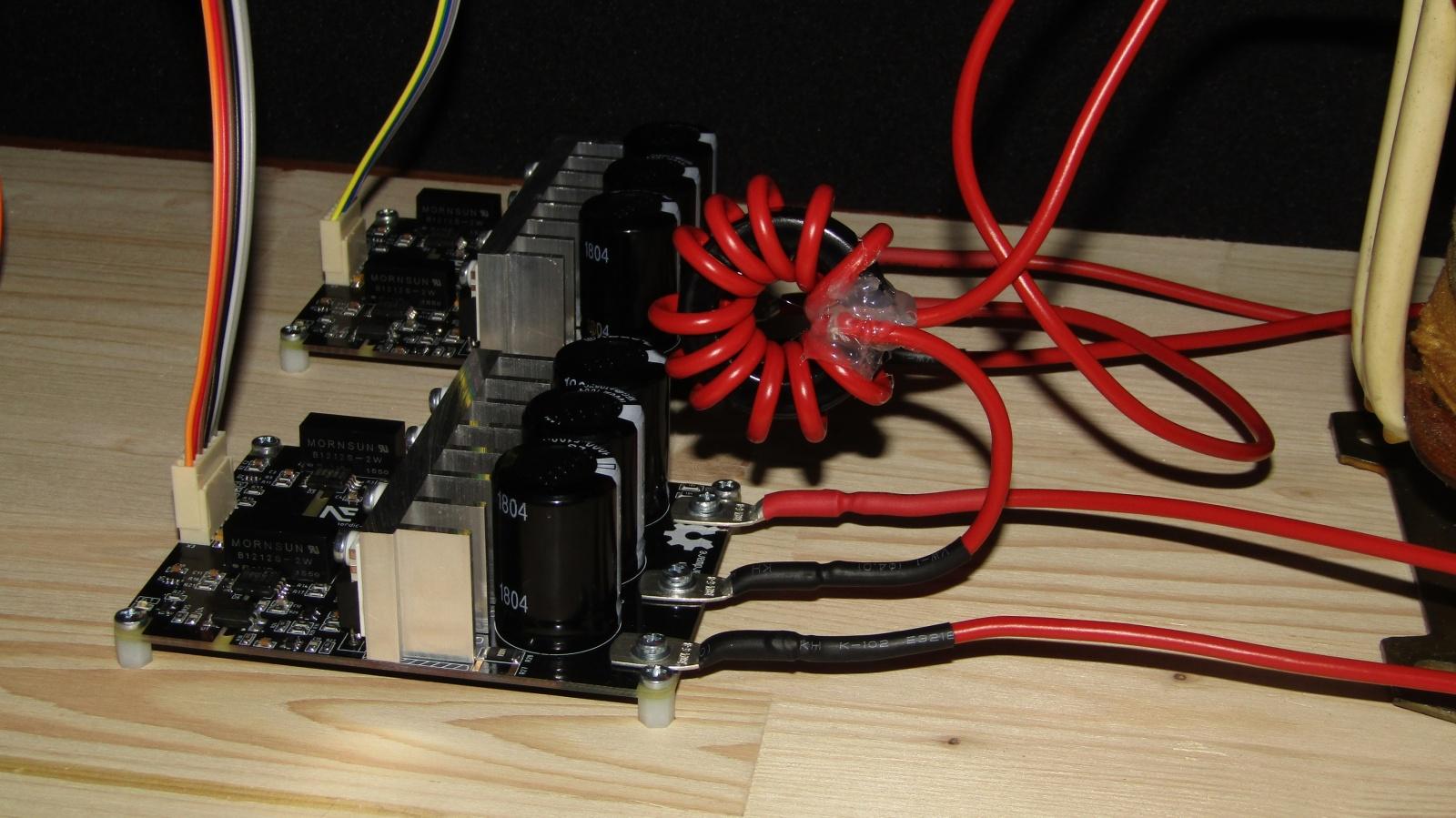 Инвертор с чистым синусом за 15 минут или «силовая электроника — каждому» - 15