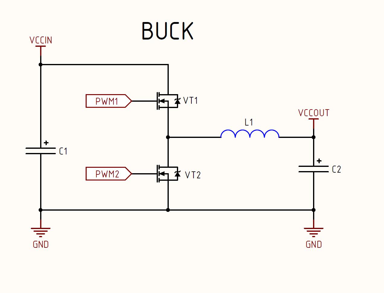 Инвертор с чистым синусом за 15 минут или «силовая электроника — каждому» - 2