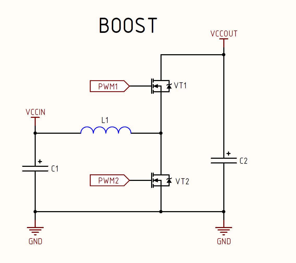 Инвертор с чистым синусом за 15 минут или «силовая электроника — каждому» - 3