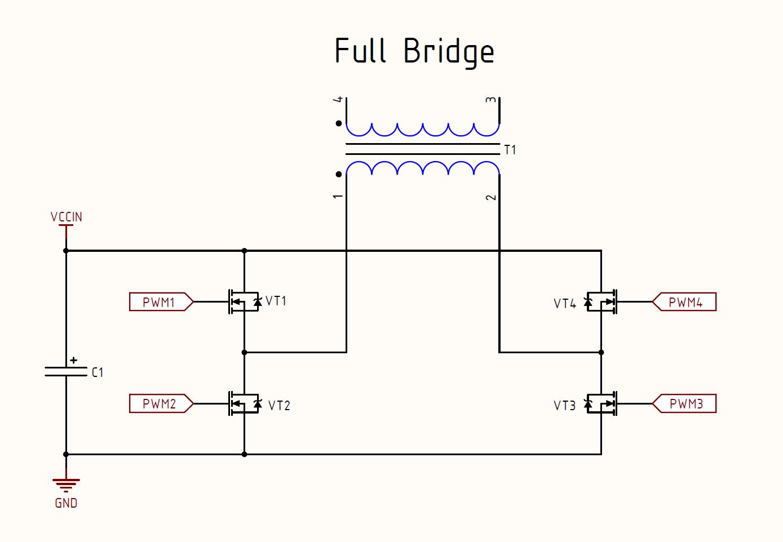 Инвертор с чистым синусом за 15 минут или «силовая электроника — каждому» - 4
