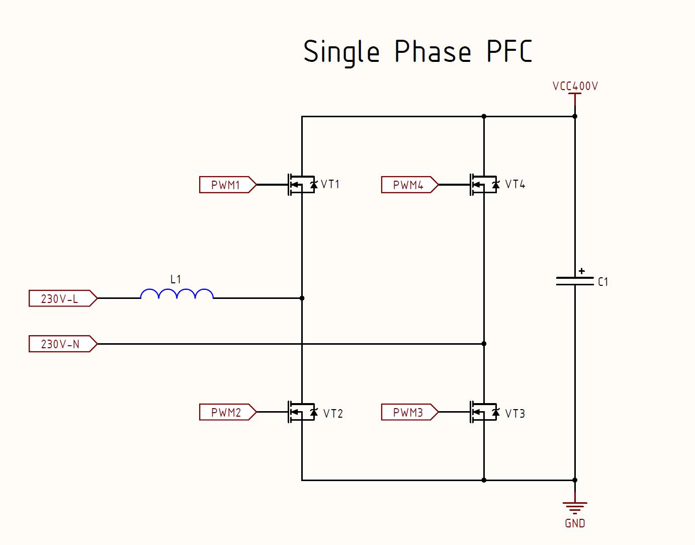 Инвертор с чистым синусом за 15 минут или «силовая электроника — каждому» - 5