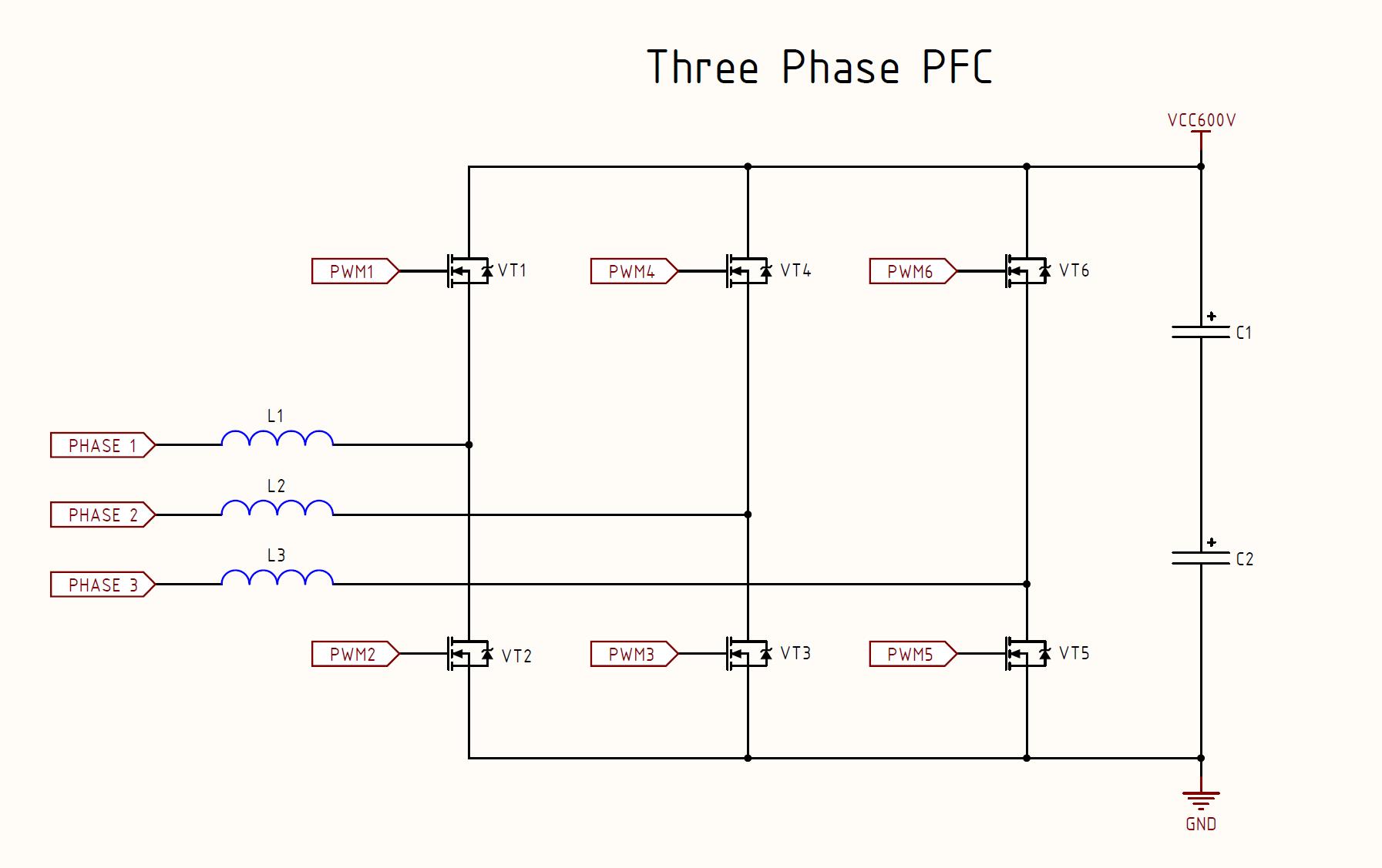 Инвертор с чистым синусом за 15 минут или «силовая электроника — каждому» - 6