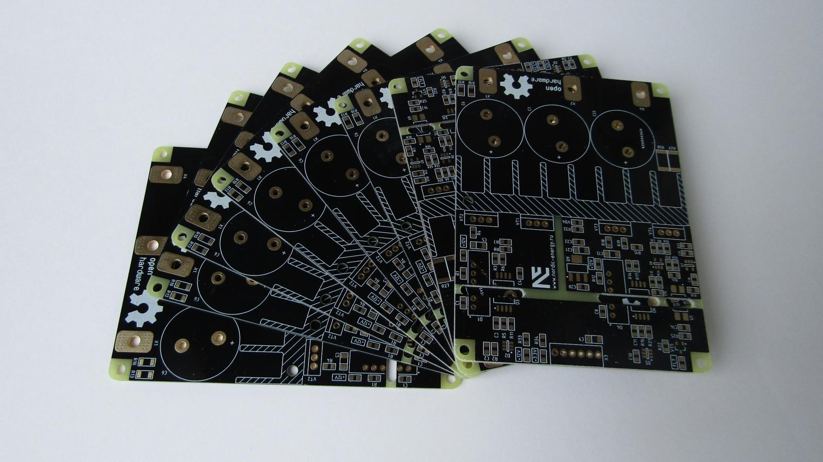Инвертор с чистым синусом за 15 минут или «силовая электроника — каждому» - 9