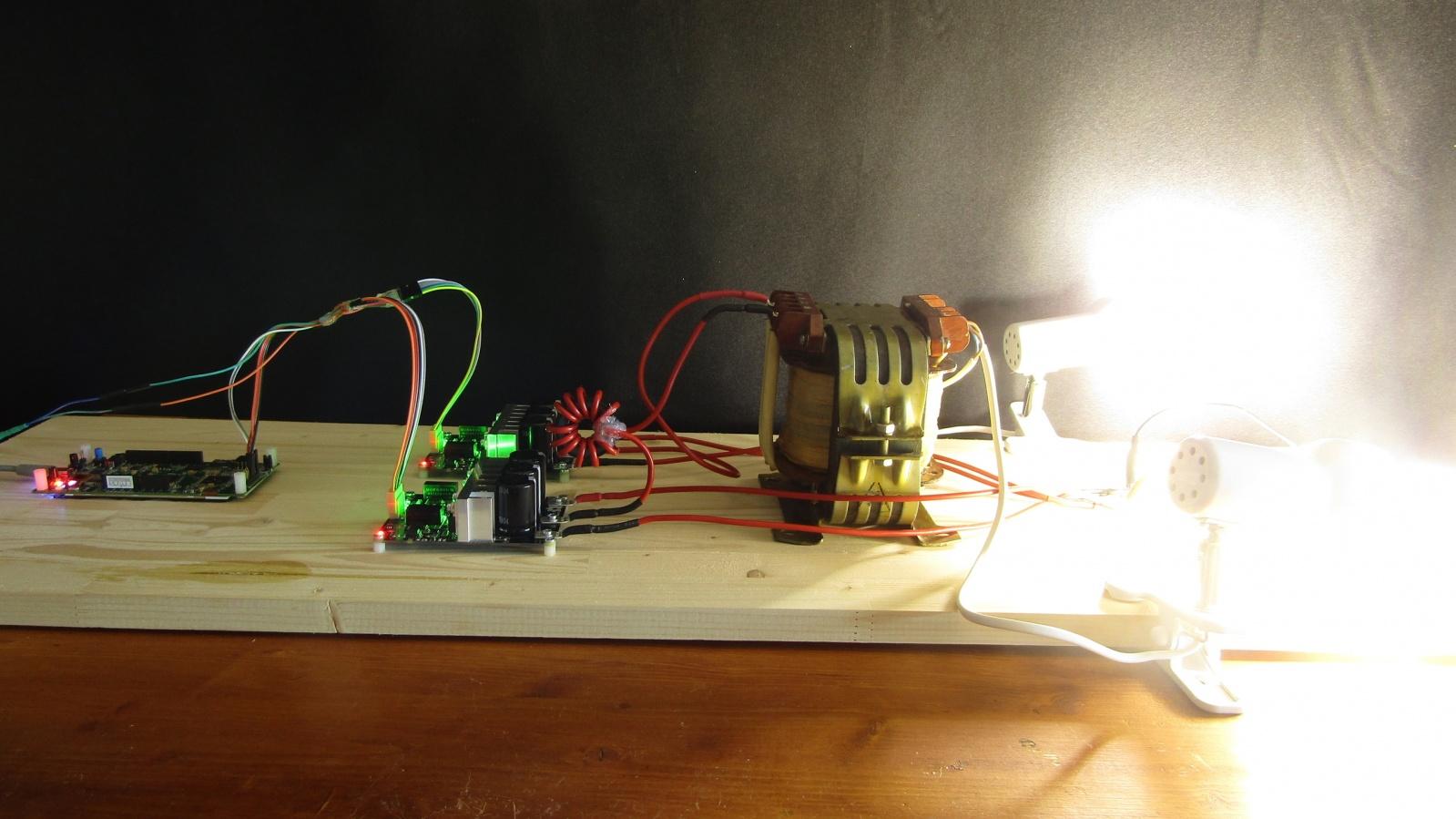 Инвертор с чистым синусом за 15 минут или «силовая электроника — каждому» - 1