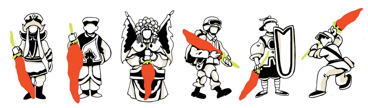 Почему революционерам нравится острая еда, или Как перец чили попал в Китай - 1