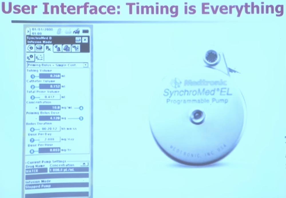 Курс MIT «Безопасность компьютерных систем». Лекция 15: «Медицинское программное обеспечение», часть 1 - 11