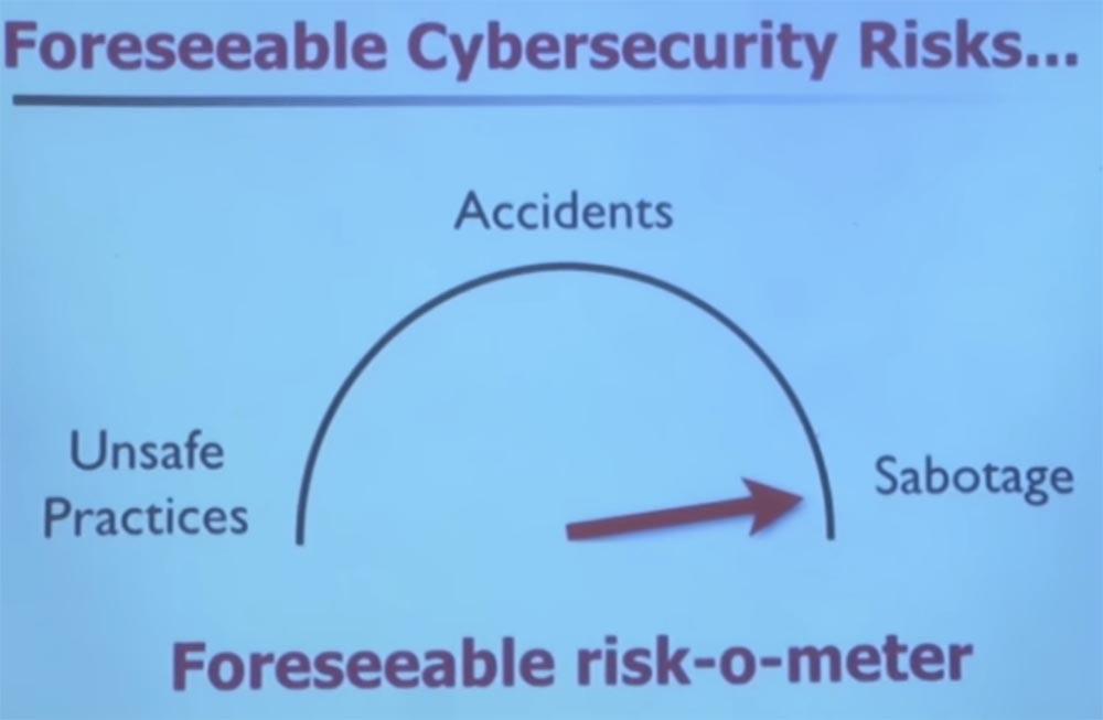 Курс MIT «Безопасность компьютерных систем». Лекция 15: «Медицинское программное обеспечение», часть 1 - 15
