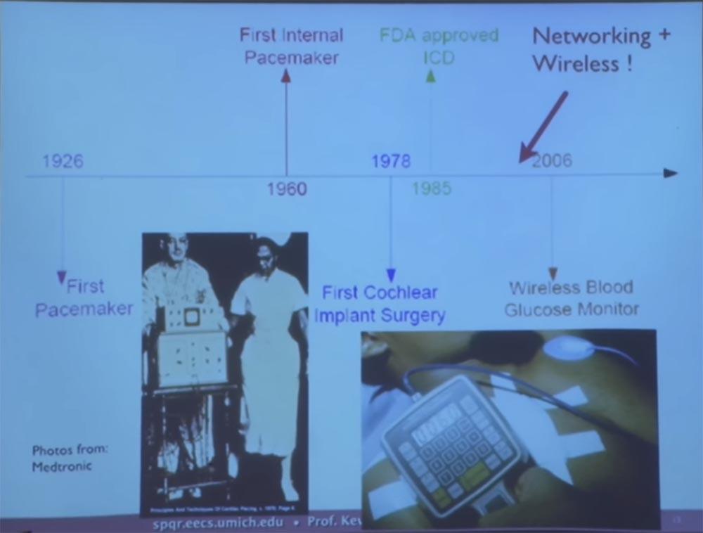 Курс MIT «Безопасность компьютерных систем». Лекция 15: «Медицинское программное обеспечение», часть 1 - 4