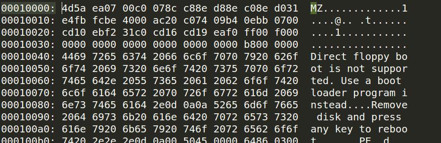 Загрузка ядра Linux. Часть 1 - 2
