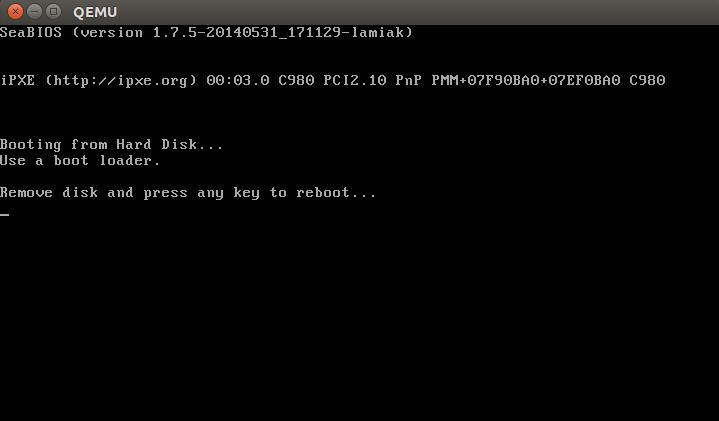Загрузка ядра Linux. Часть 1 - 3