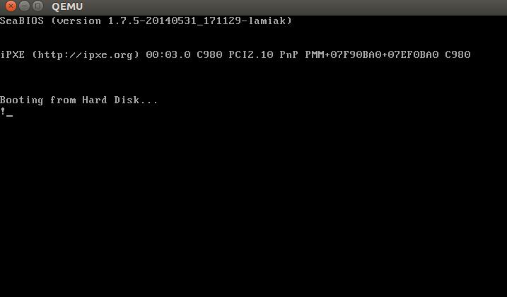 Загрузка ядра Linux. Часть 1 - 1