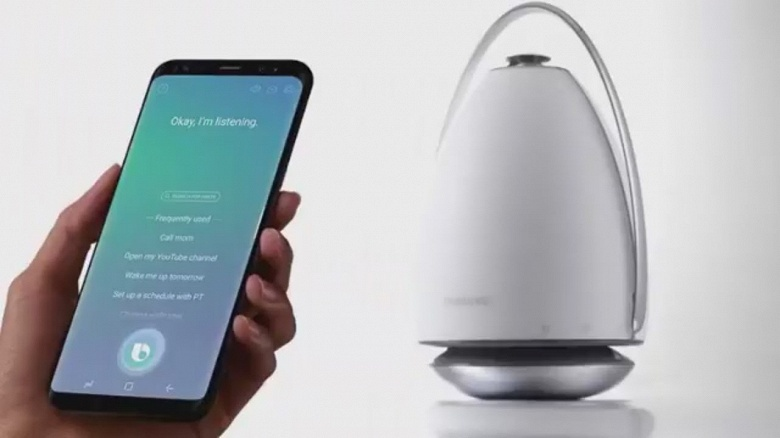 Голосовой помощник Samsung Bixby наконец-то станет доступен сторонним разработчикам