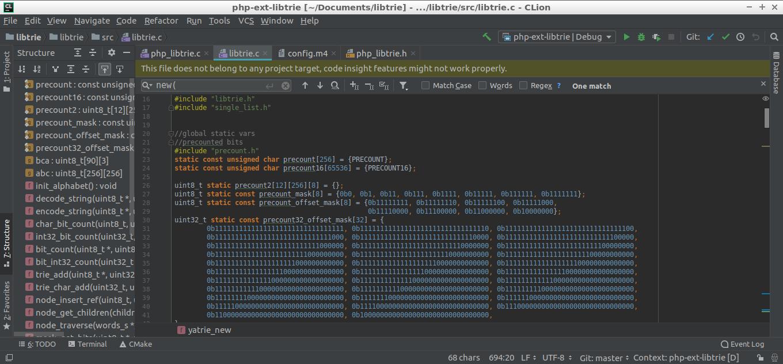 Как сделать расширение на PHP7 сложнее, чем «hello, world», и не стать красноглазиком. Часть 2 - 2