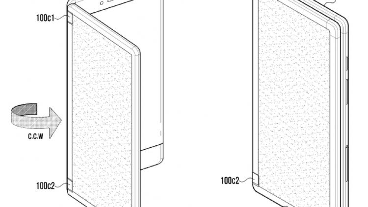 На следующей неделе расскажут о функциональности складного смартфона Samsung