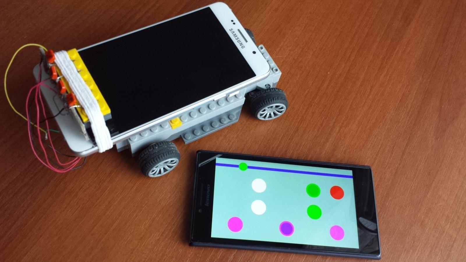 Пульт дистанционного управления из смартфона - 1