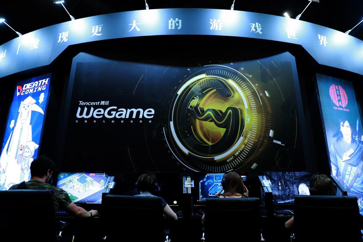 Tencent введет в Китае возрастные ограничения на игры для тех, кому меньше 12: не более часа в день - 1