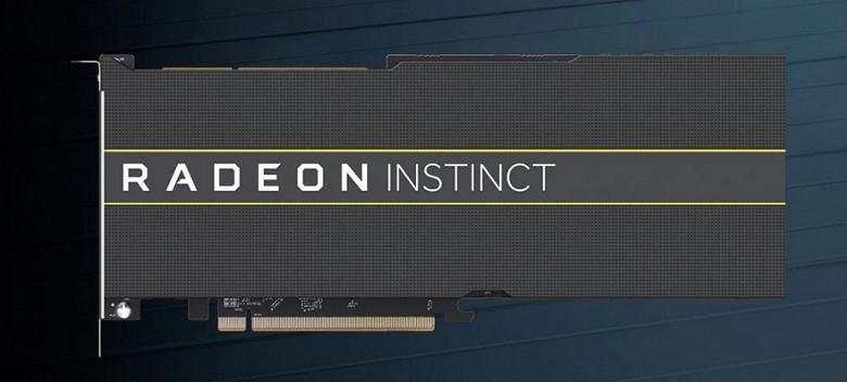Представлены Radeon Instinct MI60 и MI50 — первые в мире видеокарты с семинанометровыми GPU