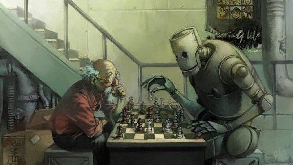 Alpha Zero, шахматы и изучение английского: настоящее и будущее искусственного интеллекта - 1
