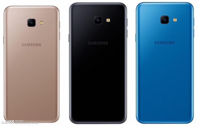 Смартфон Samsung Galaxy J4 Core под управлением Android Go рассекречен практически полностью