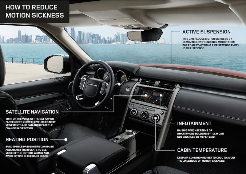 В Jaguar и Land Rover перестанет укачивать
