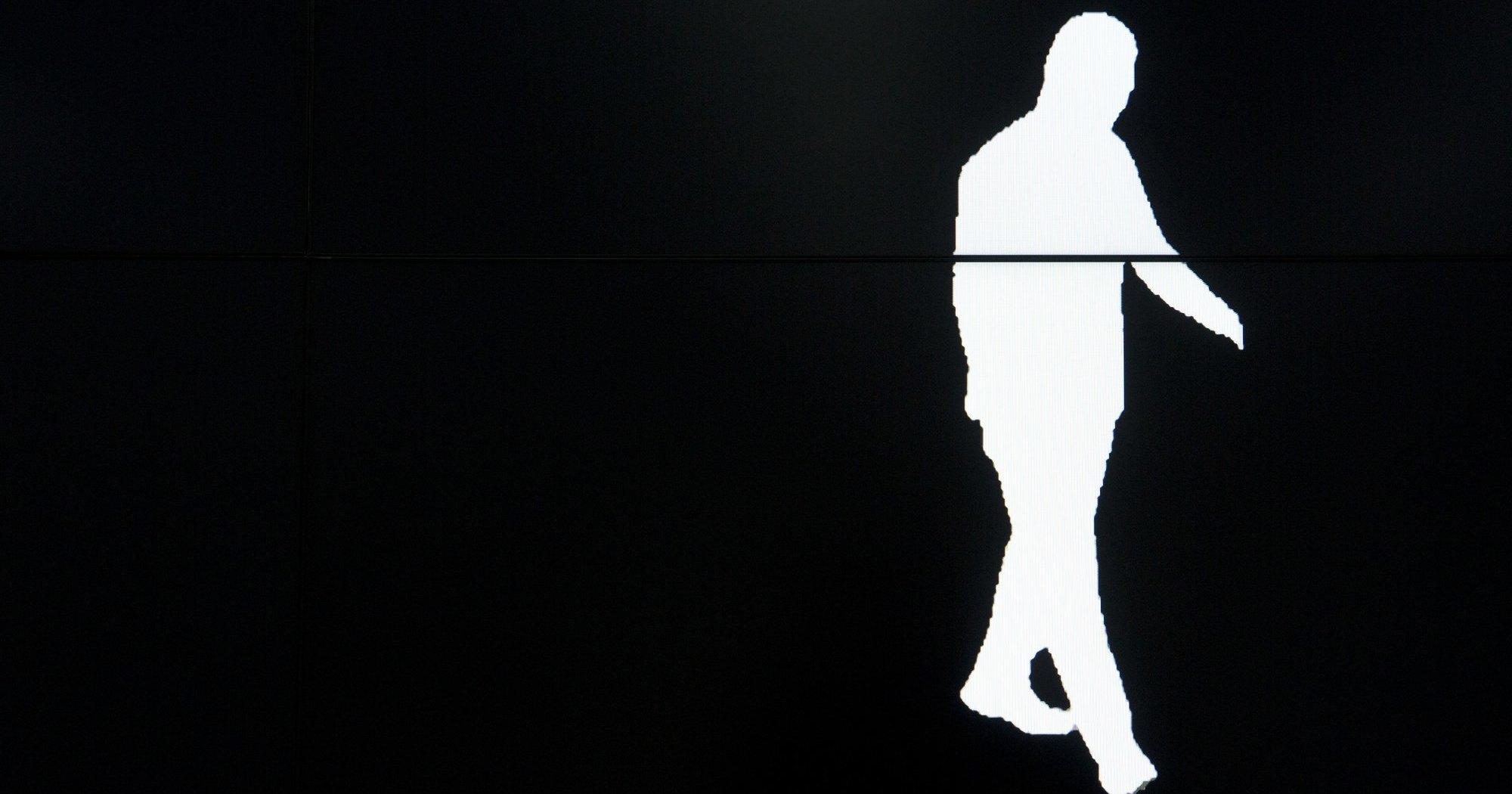 В Китае теперь могут идентифицировать человека по походке