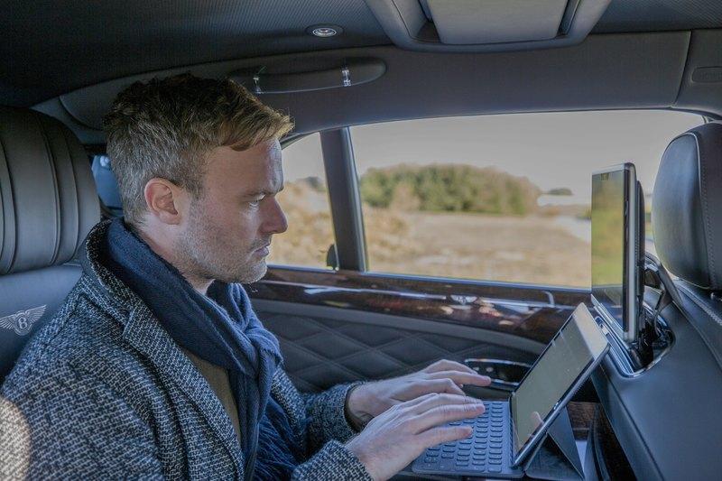 Bentley будут раздавать сверхбыстрый интернет