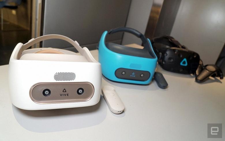 Гарнитура виртуальной реальности HTC Vive Focus вышла на международный рынок спустя год после анонса