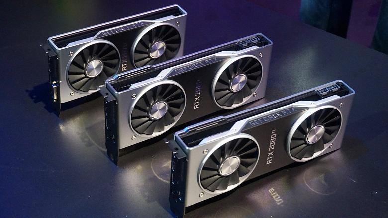Новый графический драйвер Nvidia решил одну из проблем с видеокартами нового поколения