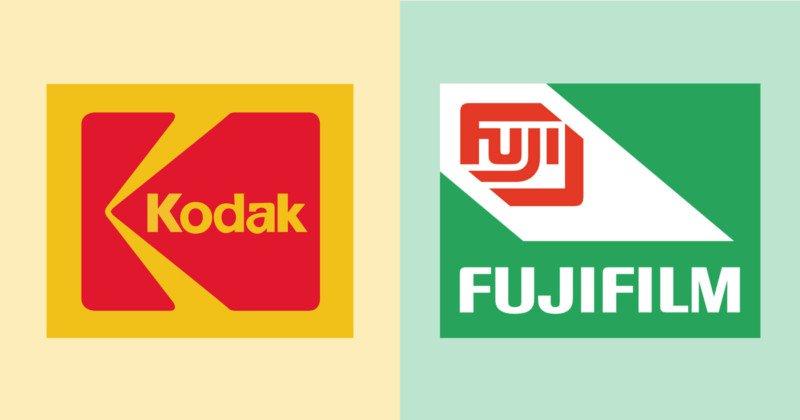 Почему Kodak умерла, а Fujifilm расцвела: история двух производителей фотоплёнки - 1
