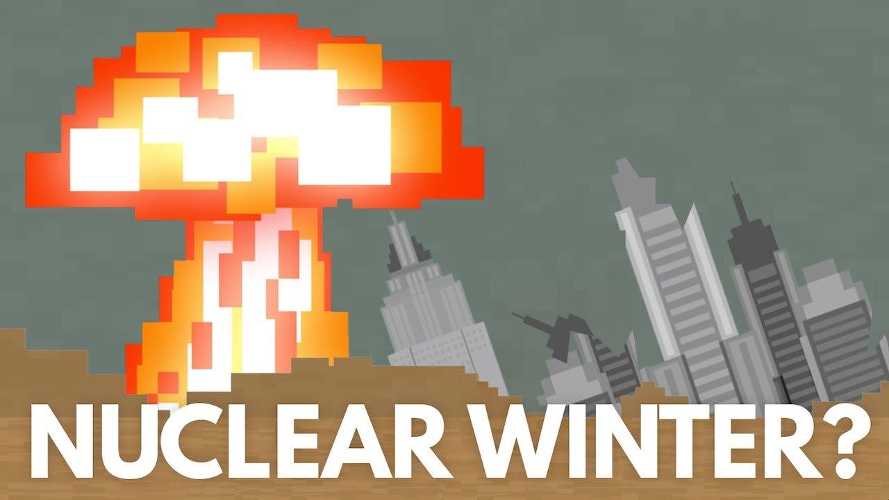 Сможет ли человечество пережить ядерную зиму?