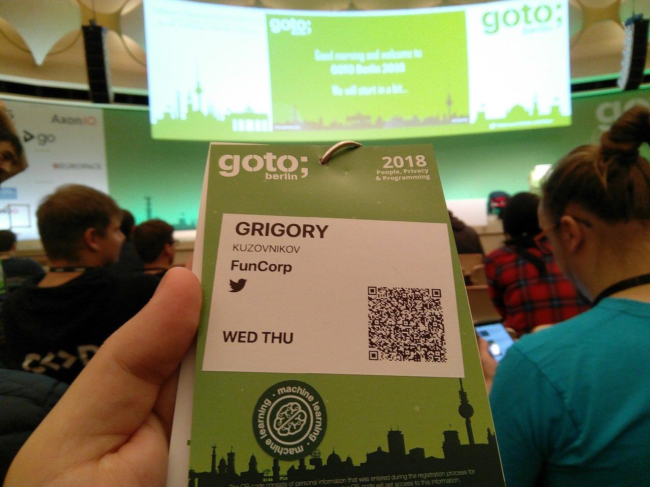 Go to GOTO - 4