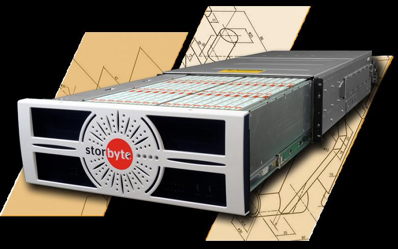 Storbyte представит на SC18 твердотельный накопитель объемом 32 ТБ