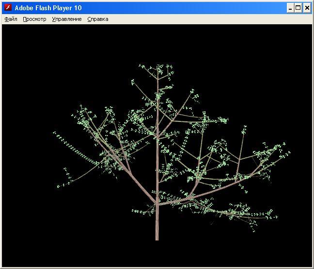 Как вырастить лес на Actionscript3-Flash в несколько* строк кода - 3