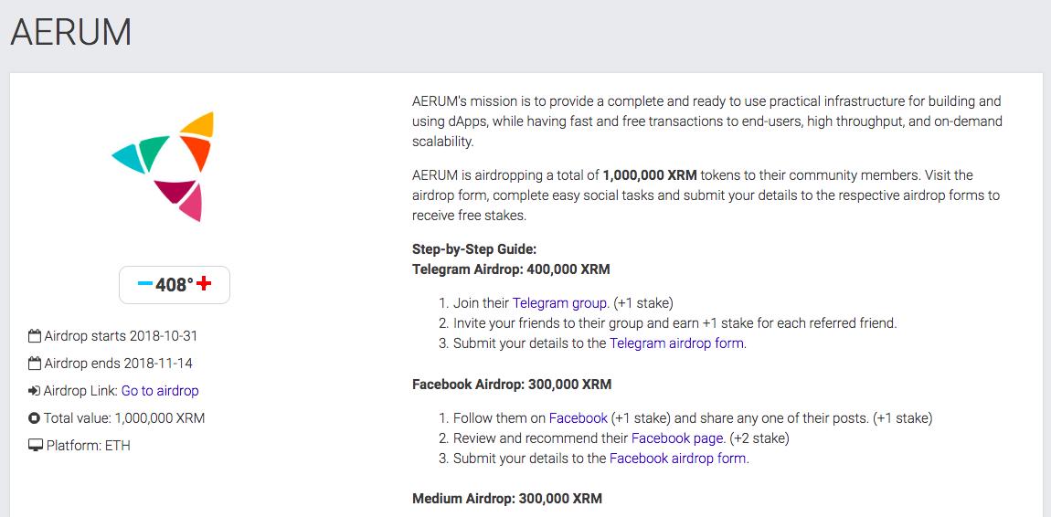 Обзор популярных крипто airdrop платформ - 3