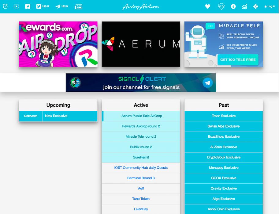 Обзор популярных крипто airdrop платформ - 8