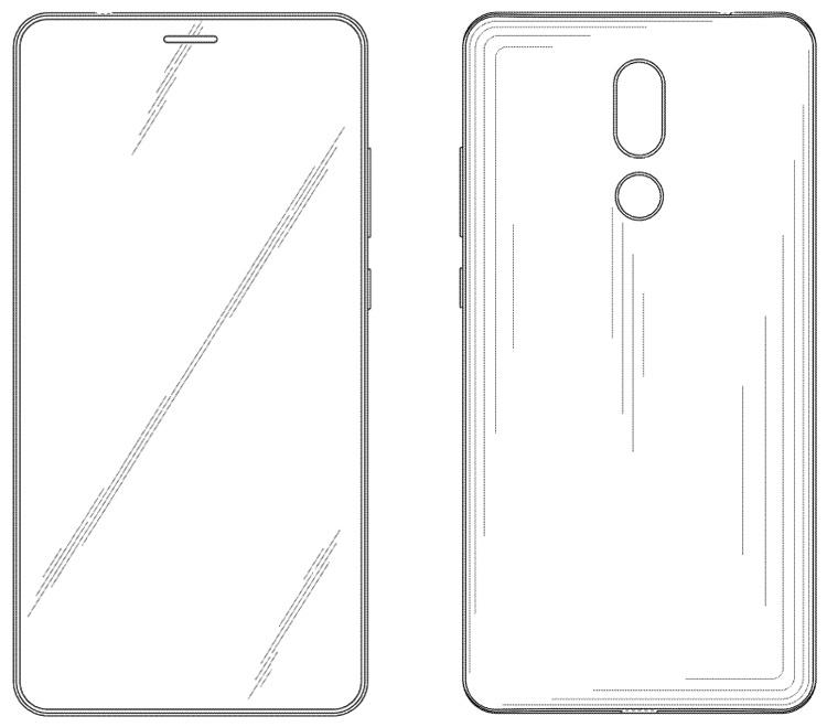 Huawei может выпустить смартфон со скрытой селфи-камерой