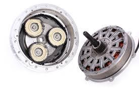 Компоненты электровелосипеда: мотор - 5