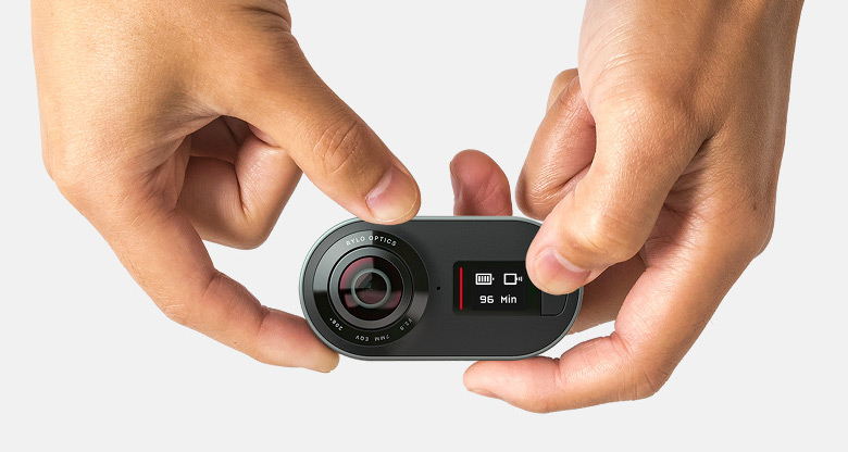 Обновлением программного обеспечения камеру Rylo можно научить снимать видео 5,8K