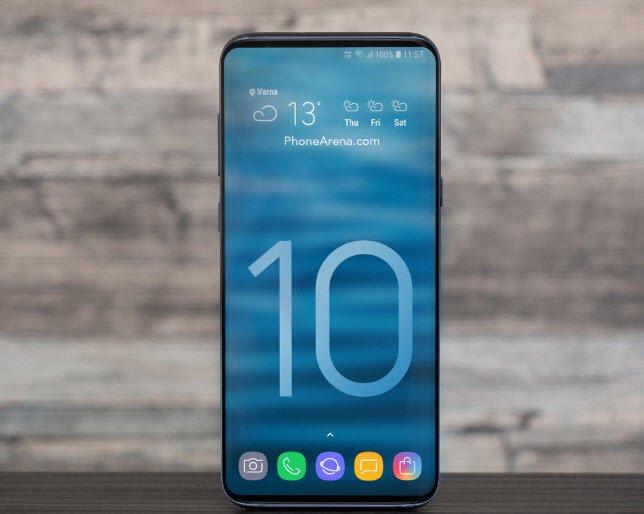 Галерея дня: Samsung Galaxy S10 и S10+ в сравнении с другими смартфонами Samsung и Apple