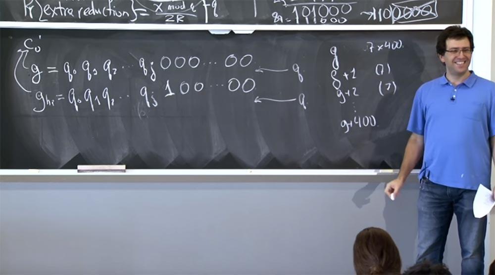 Курс MIT «Безопасность компьютерных систем». Лекция 16: «Атаки через побочный канал», часть 3 - 14