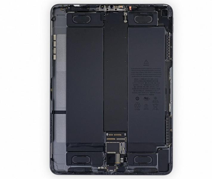 Специалисты iFixit про новый планшет iPad Pro: обилие клея, двойной аккумулятор и огромное количество магнитов