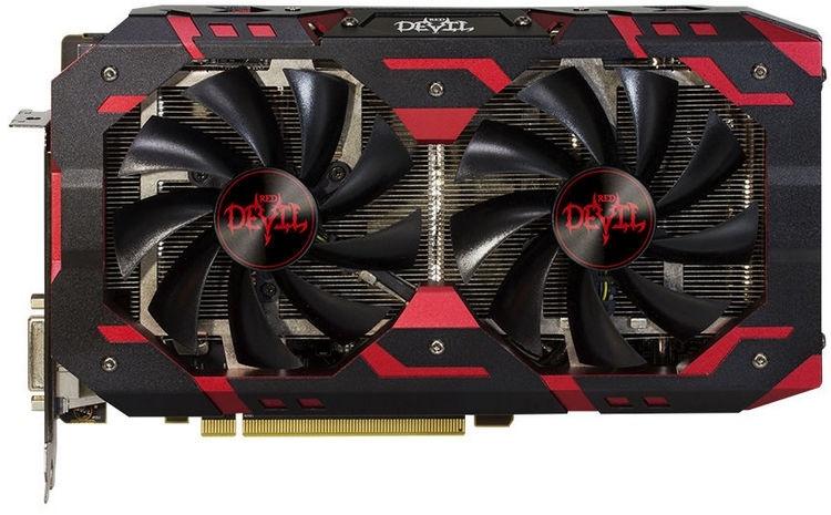 PowerColor Red Devil Radeon RX 590: первая видеокарта на 12-нм Polaris представлена официально