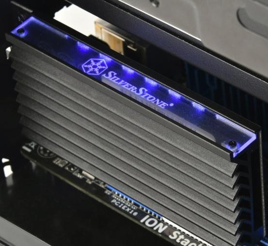 Адаптер SilverStone ECM24 поможет создать накопитель PCIe на основе модуля М.2